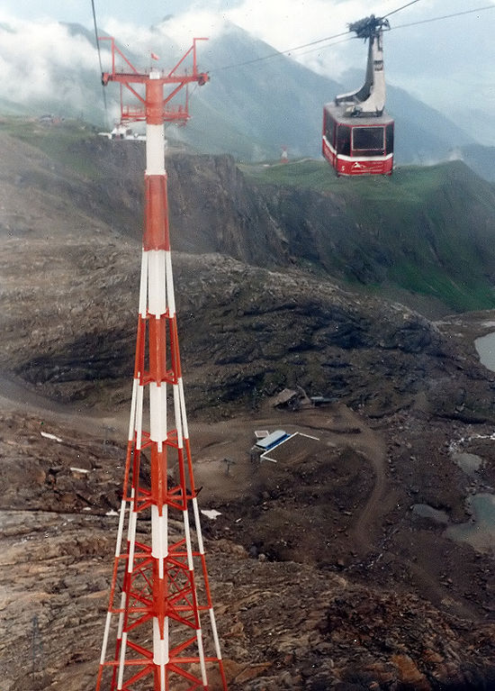 Kaprun Gletscherbahnen, Salzburg, Austria - Most Amazing Aerial Lifts