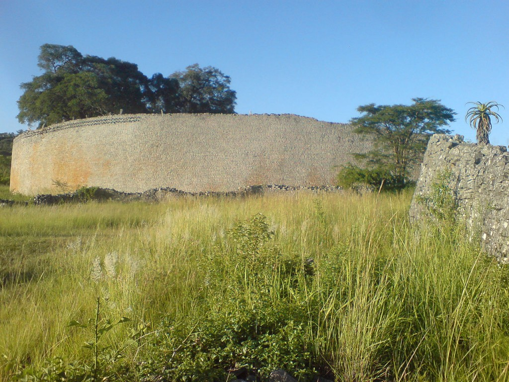10 Most Famous Walls In The Worlds: Great Zimbabwe Walls, Zimbabwe