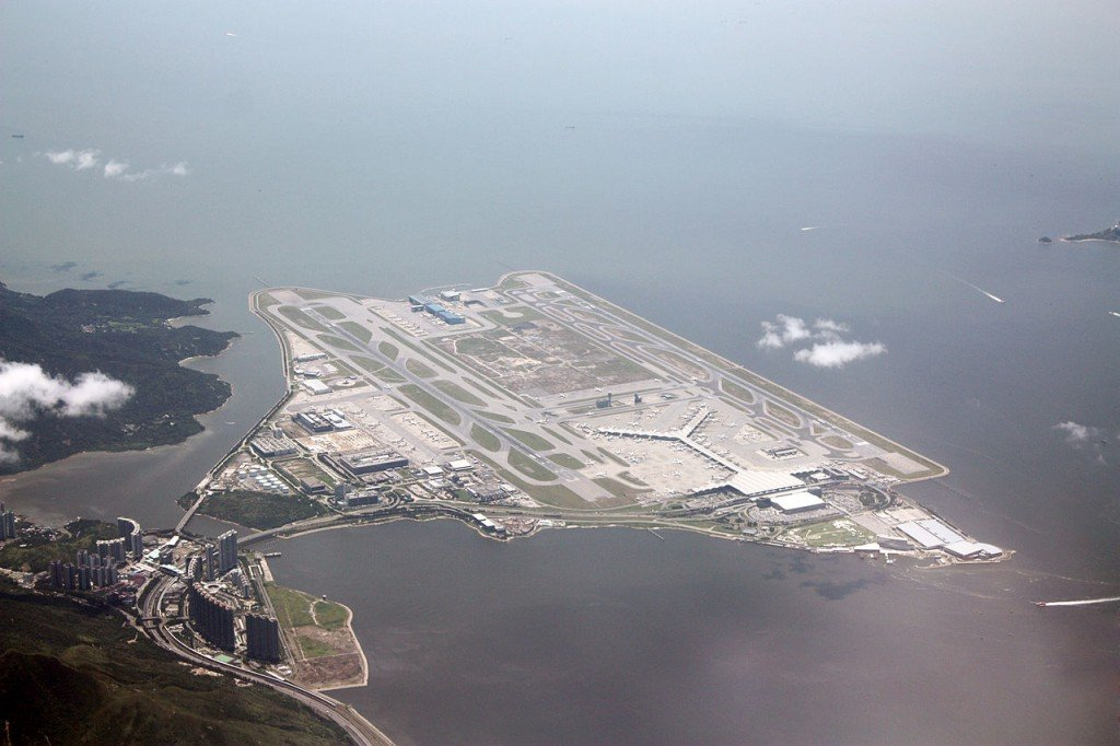 Hong Kong International Airport - Artificial Islands