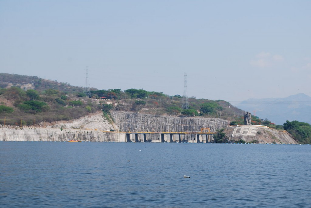 Manuel Moreno Torres Dam, Mexico - Tallest Dams In The World