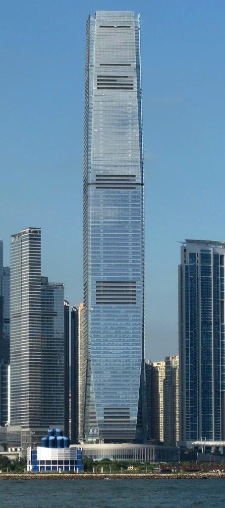 International Commerce Centre, Hong Kong
