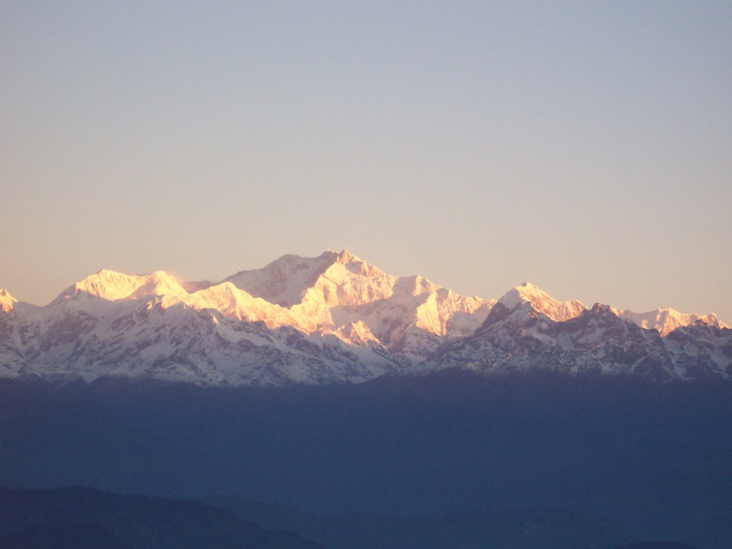 10 Highest Mountains In The World: Kanchenjunga Mountain