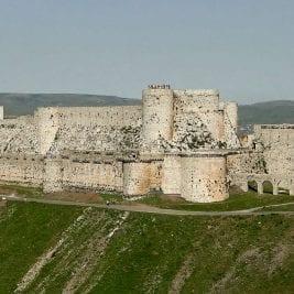 Most Impressive Crusader Castles
