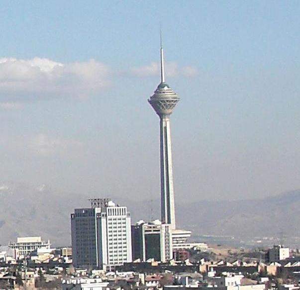 10 Tallest Towers In The World: Milad Tower