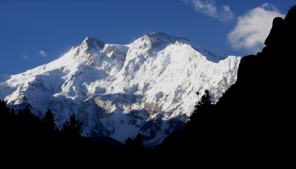 10 Highest Mountains In The World: Nanga Parbat, Himalaya