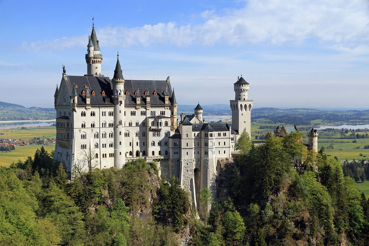 Most Beautiful Castles In The World