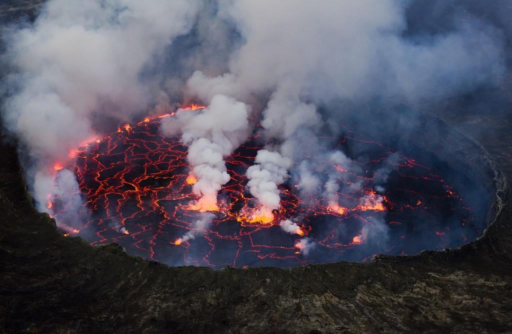Vulcões mais ativos