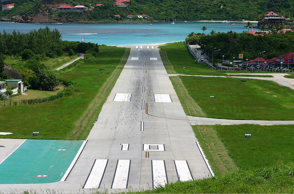 Gustaf III (St Bart) Airport, Saint Barthélemy