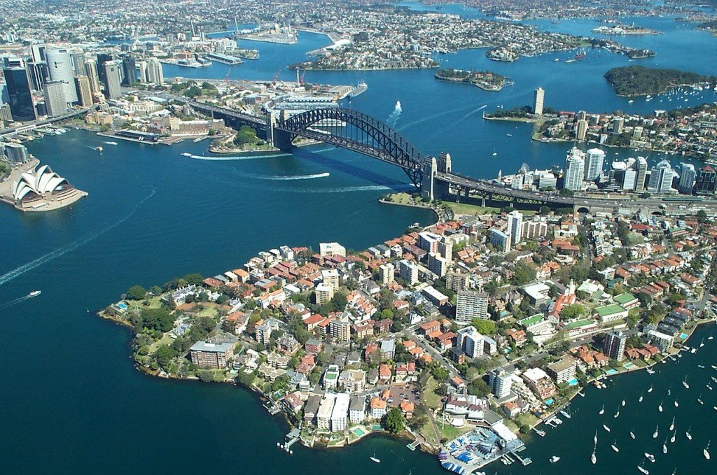 Most Famous Bridges In The World: Sydney Harbour Bridge, Sydney