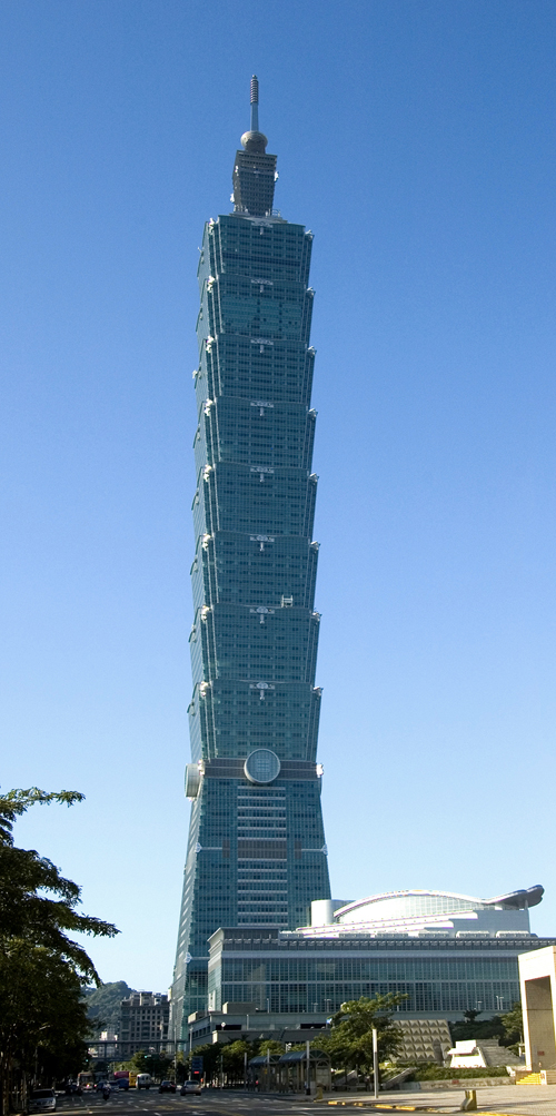 10 Coolest Elevators In The World: Taipei 101 - Coolest Elevators