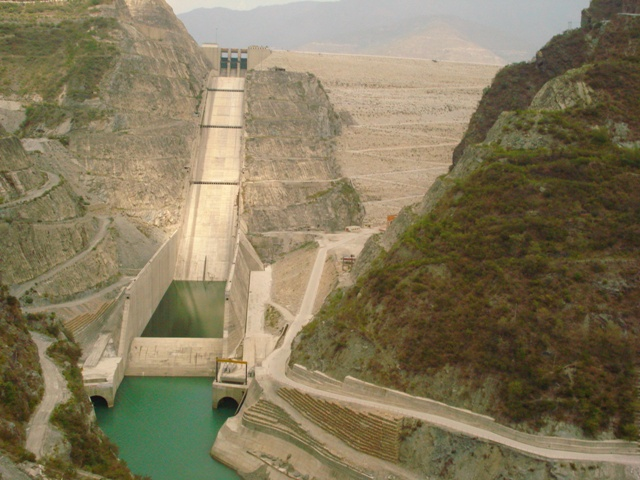 10 Tallest Dams In The World: Tehri Dam, India