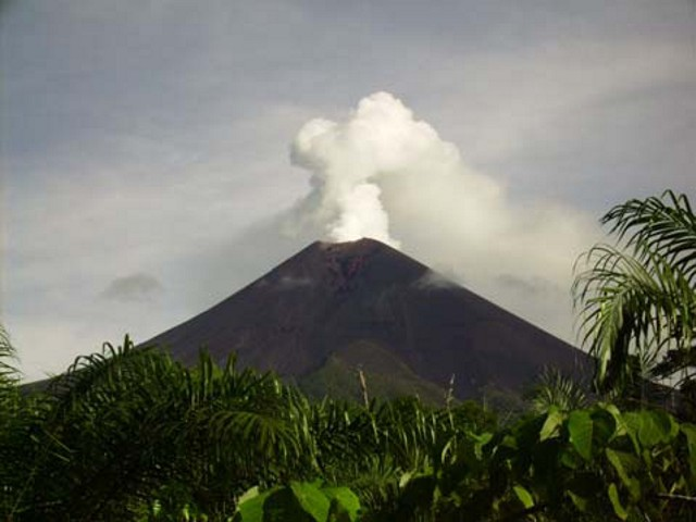 Most Active Volcanoes In The World: Mount Ulawun