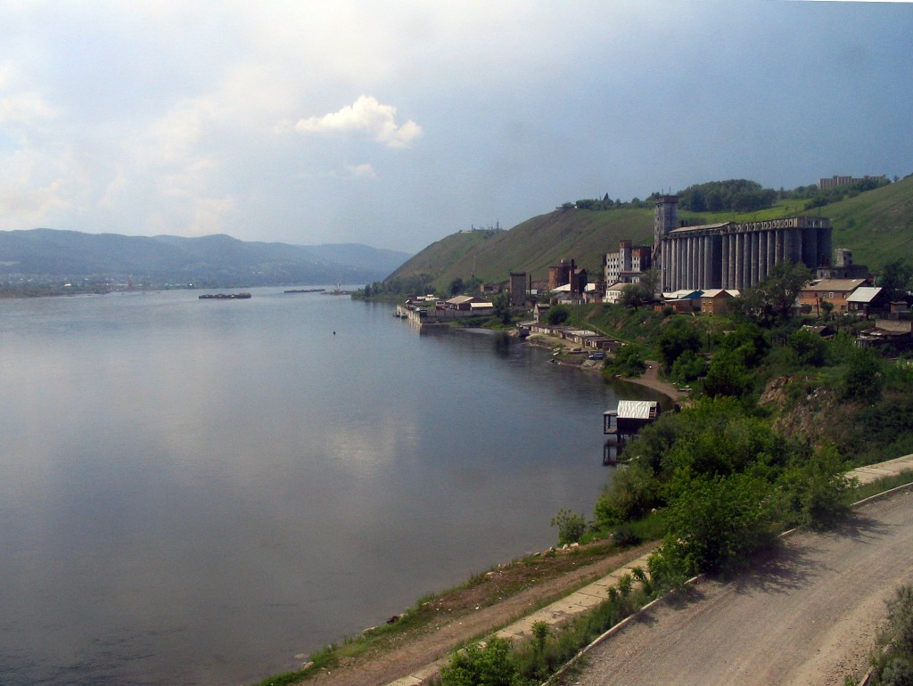10 Longest Rivers In The World: Yenisei River