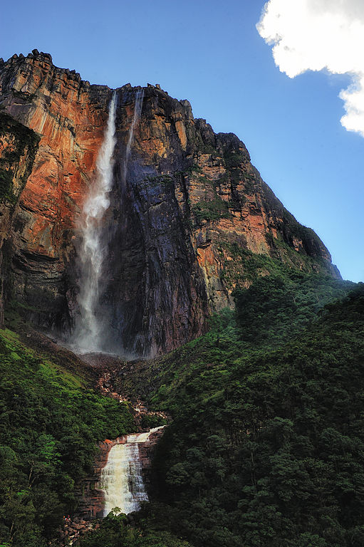 10 Most Amazing Waterfalls In The World: Angel Falls
