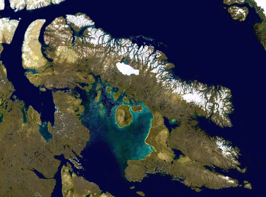 10 Largest Islands In The World: Baffin Island