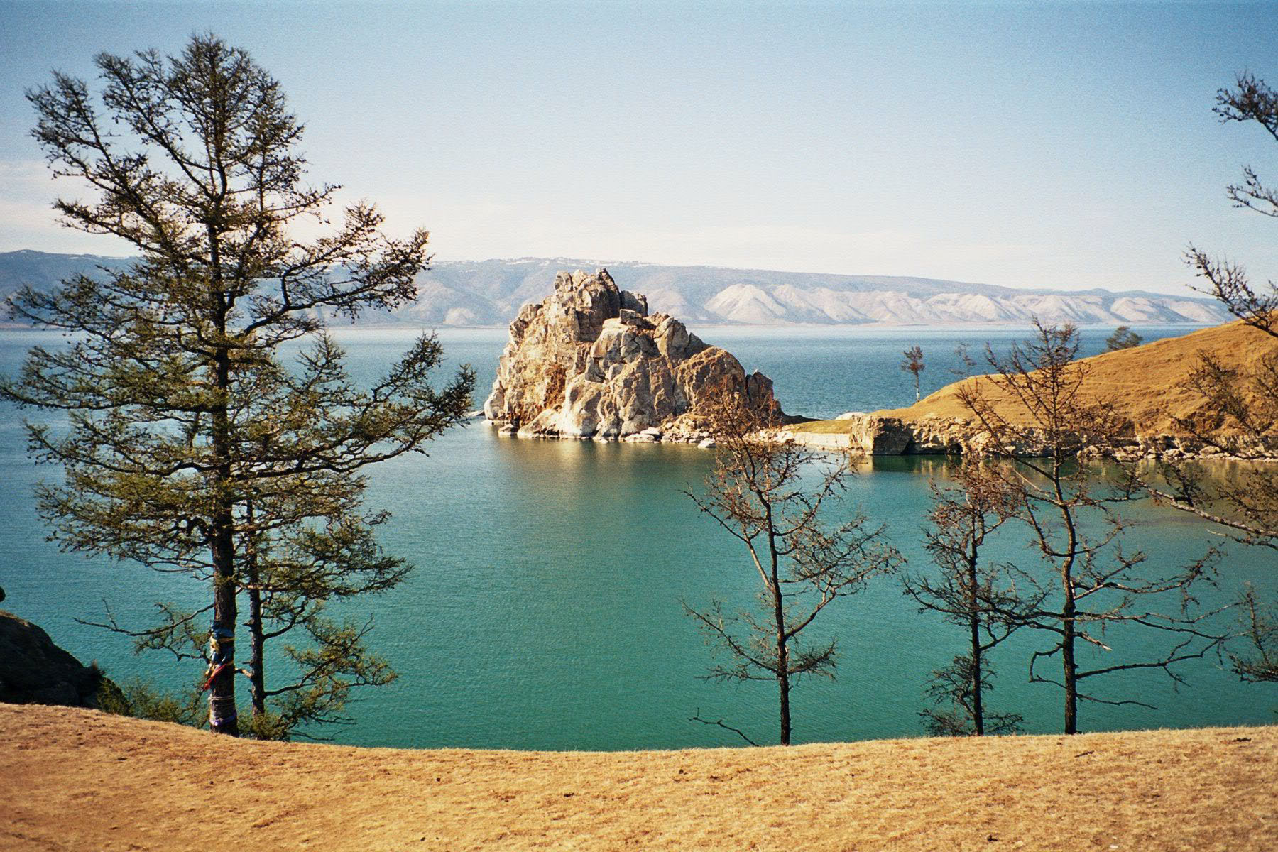 The deepest lake in the world - Baikal 71