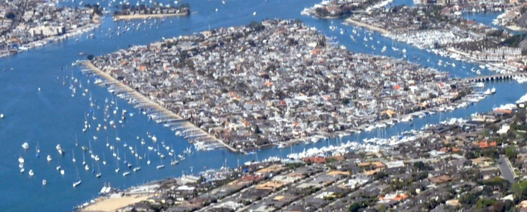 Balboa Island, California, United States - Artificial Islands