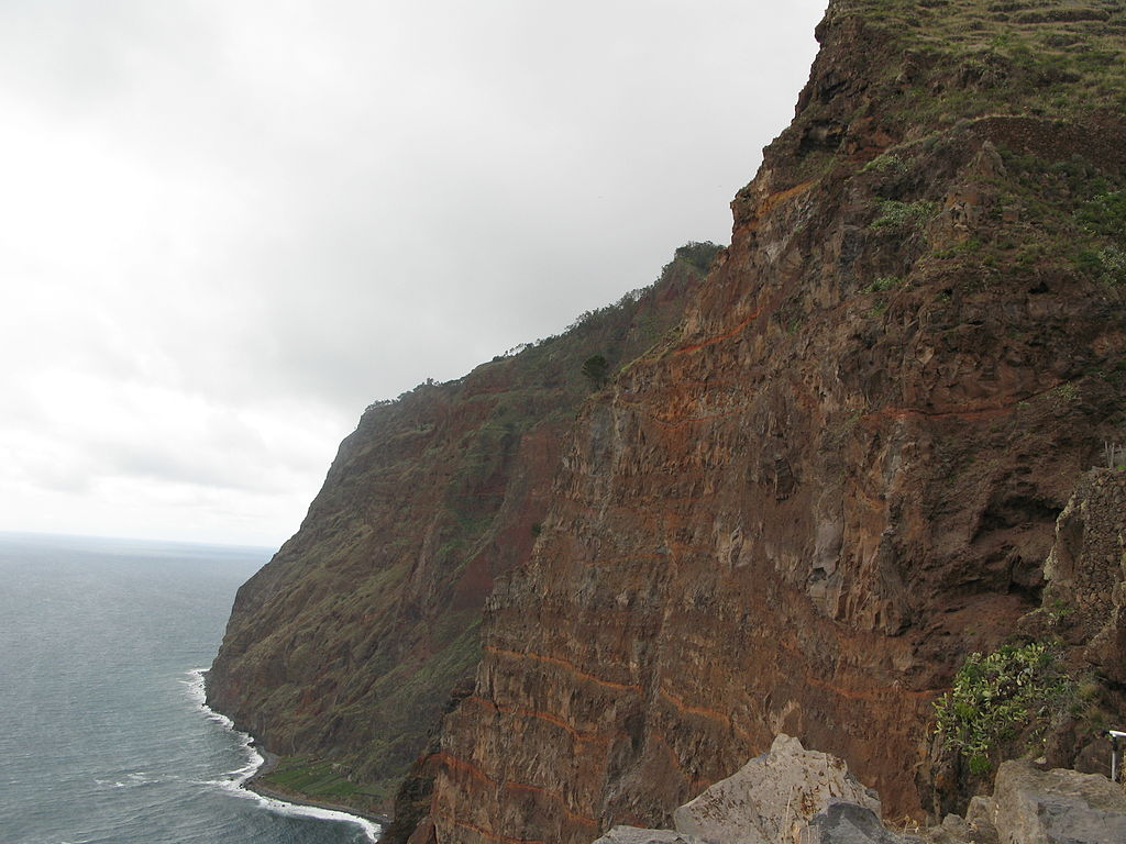 10 Most Incredible Sea Cliffs In The World: Cabo Girao