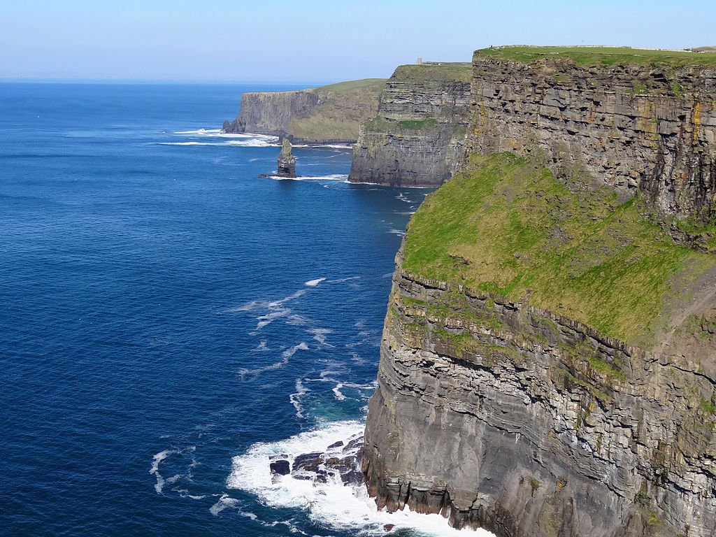 The Cliffs Of Moher - The Most Incredible Sea Cliffs In The World