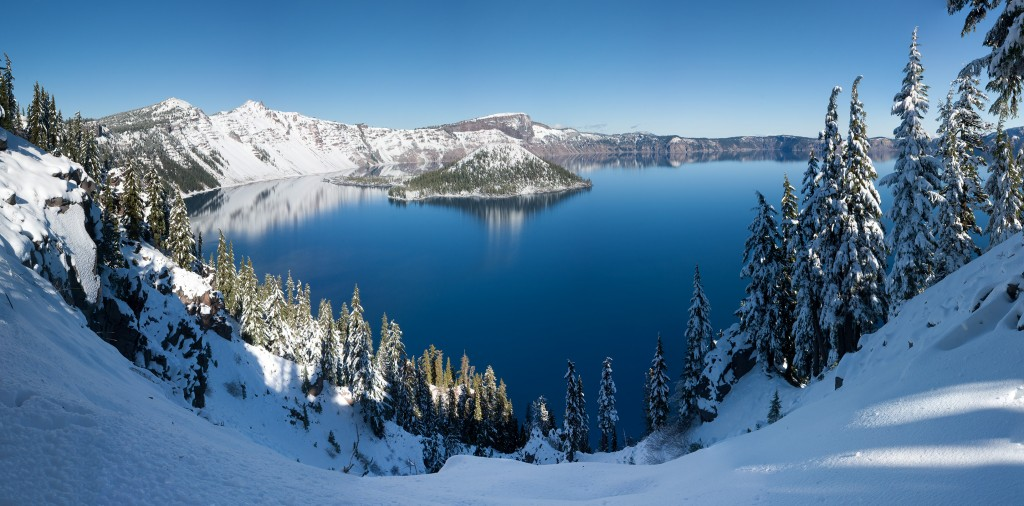 10 Most Beautiful Crater Lakes In The World: Crater Lake, Oregon