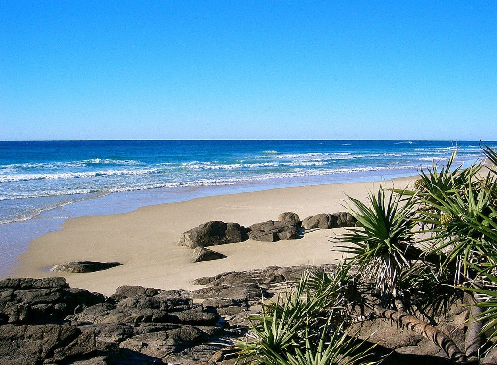 10 Best Beaches In The World: Fraser Island, Australia