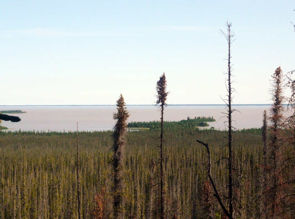 Largest Lakes In The World: Great Slave Lake