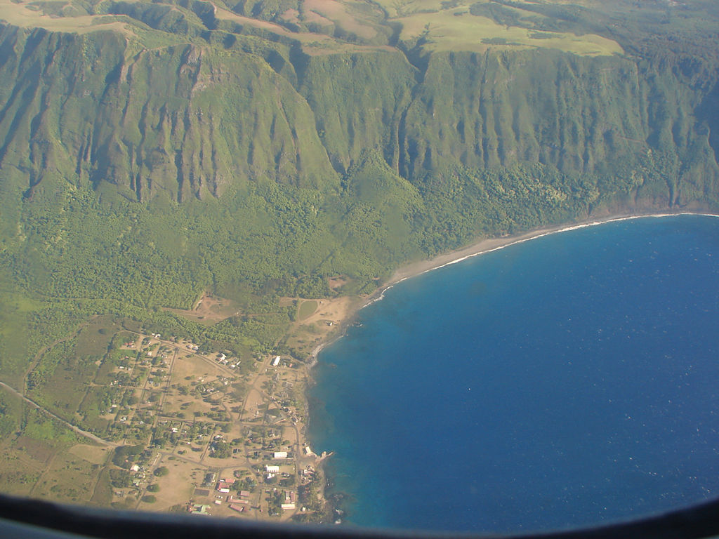 Kalaupapa Cliffs, Hawaii, United States
