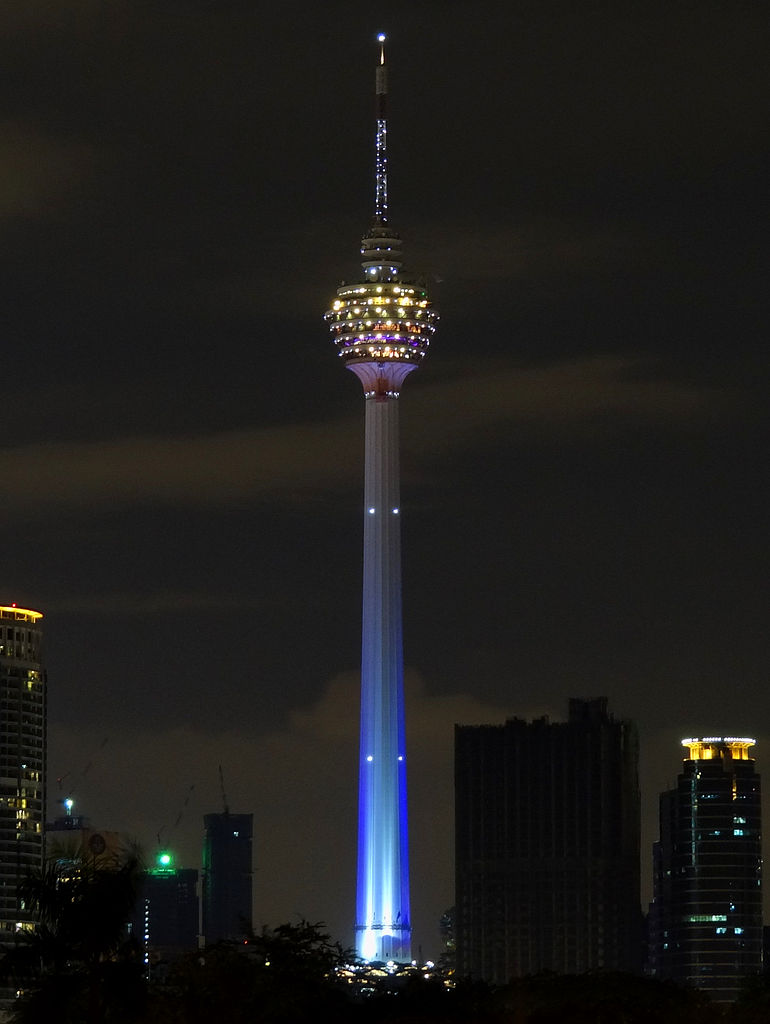 10 Tallest Towers In The World: KL Tower