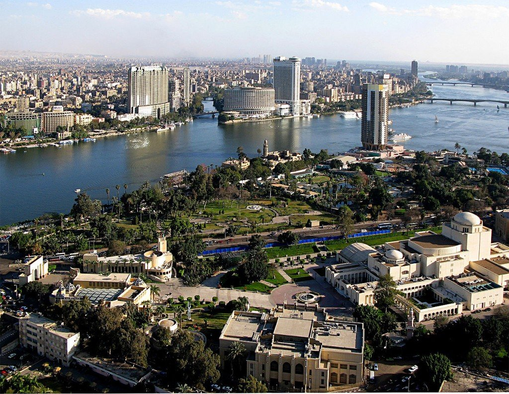 Nile River - longest river in the world