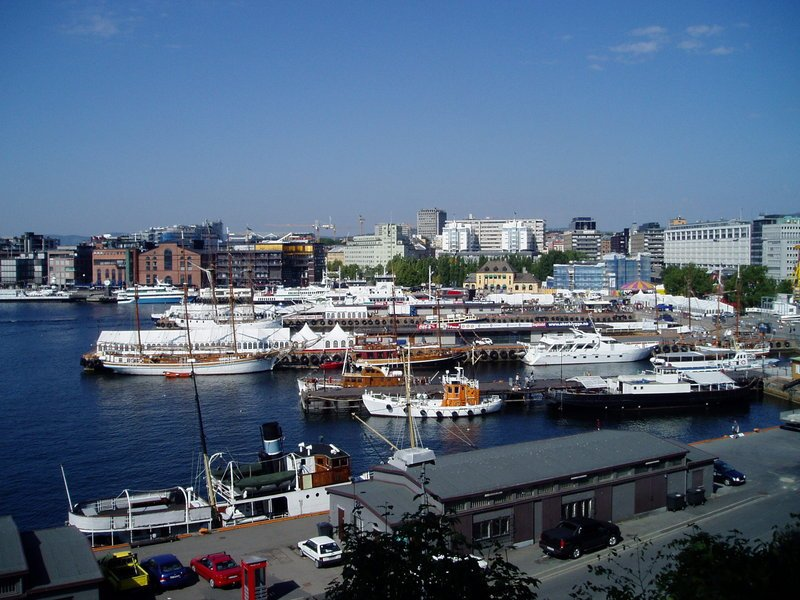 Oslo, Norway. Norway has the 8th longest coastline