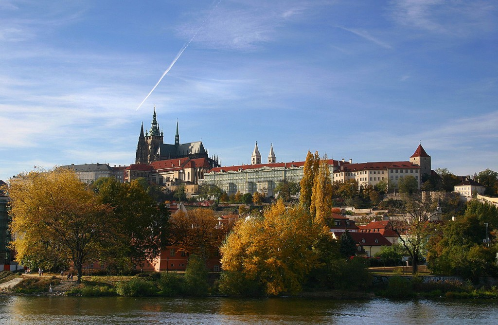 Best Attractions In Prague: Prague Castle