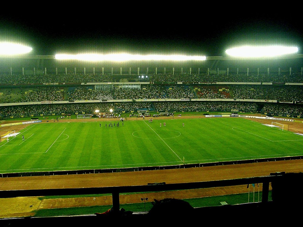 10 Largest Stadiums In The World: Salt Lake Stadium in Kolkata, India