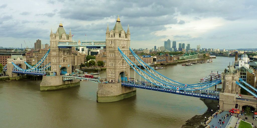 Most Famous Bridges In The World: Tower Bridge, London