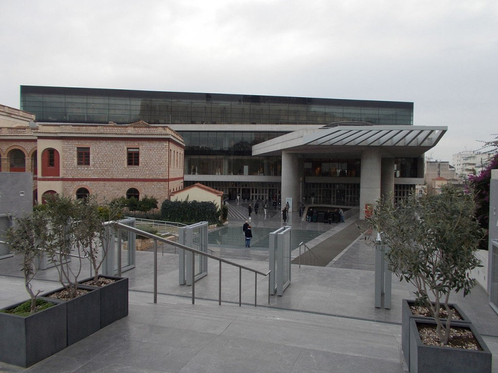Best Museums In The World: The Acropolis Museum, Athens, Greece