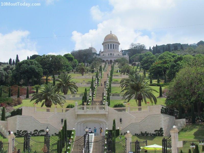 Bahai_gardens
