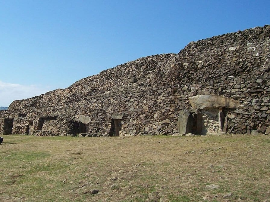 Oldest Buildings In The World: Barnenez, France