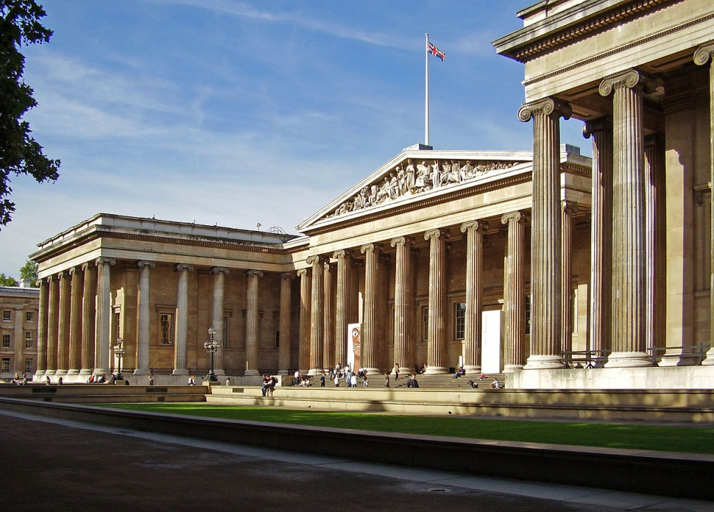 Best Attractions In London: The British Museum