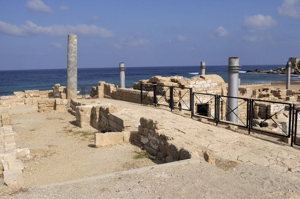Best Attractions In Israel: Caesarea