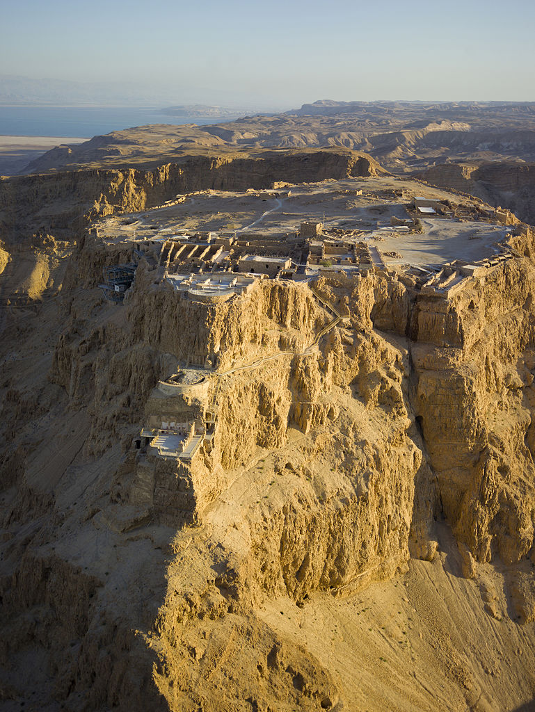 Best Attractions In Israel: Masada