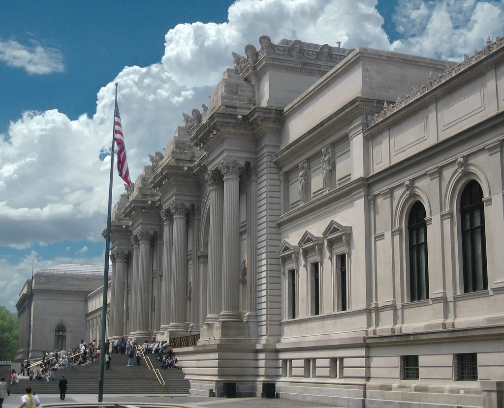 Best Museums In The World: The Met, NYC
