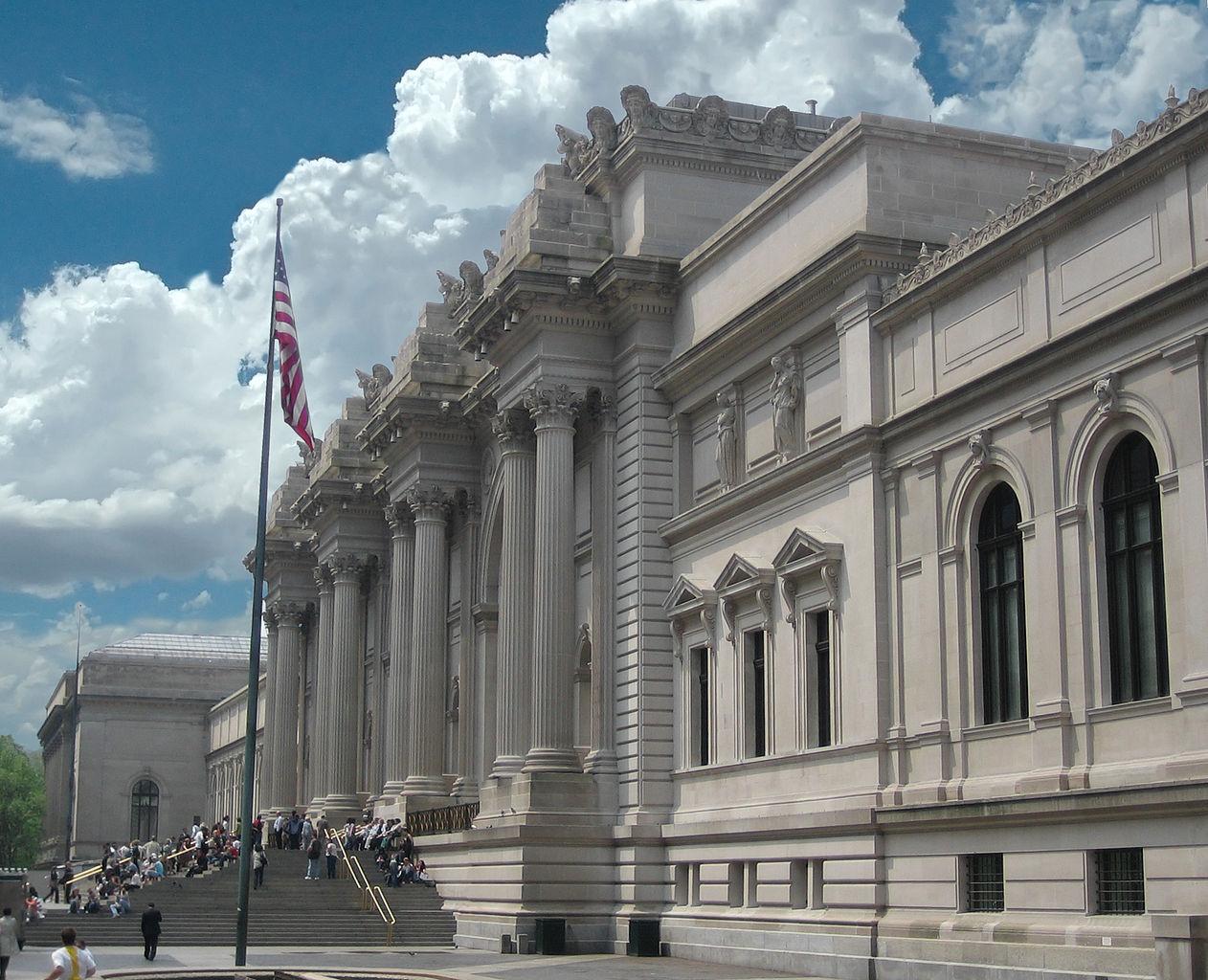 Best Attractions In New York: The Metropolitan Museum of Art