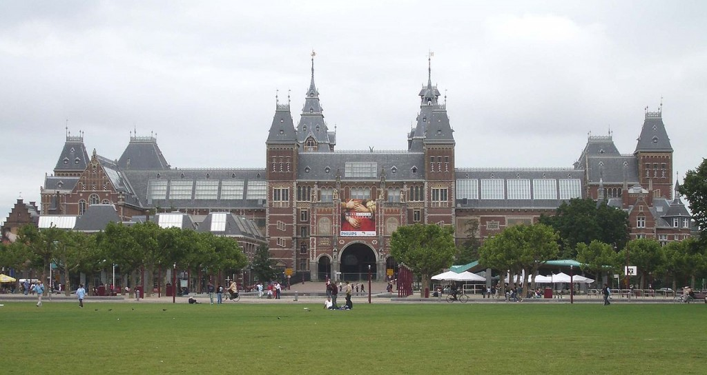Best Attractions In Amsterdam: Rijksmuseum