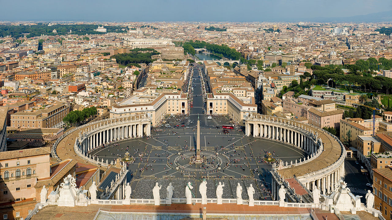 Fascinating Enclaves From Around The World: Vatican City