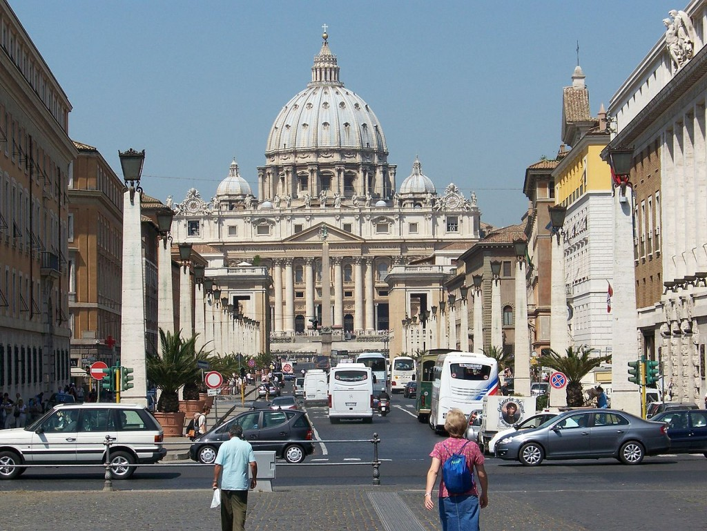 Best Attractions In Rome: St. Peter's Basilica
