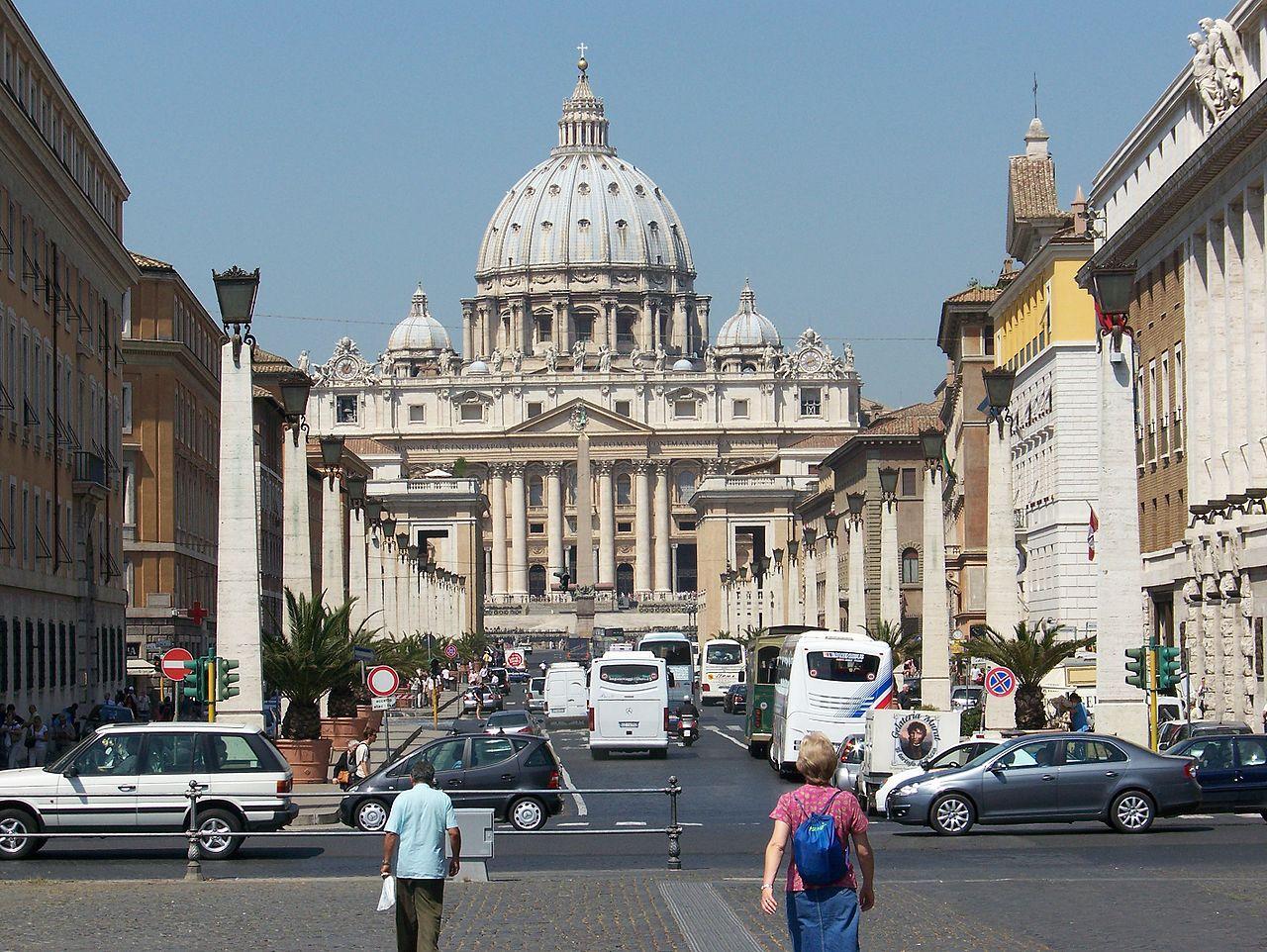 Las 10 atracciones en Roma