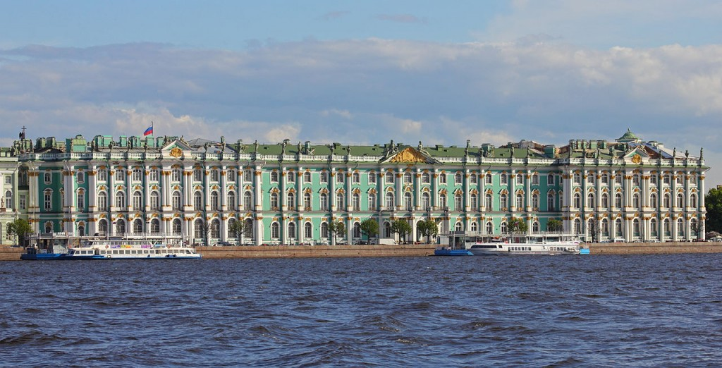 Best Museums In The World: State Hermitage, St. Petersburg, Russia