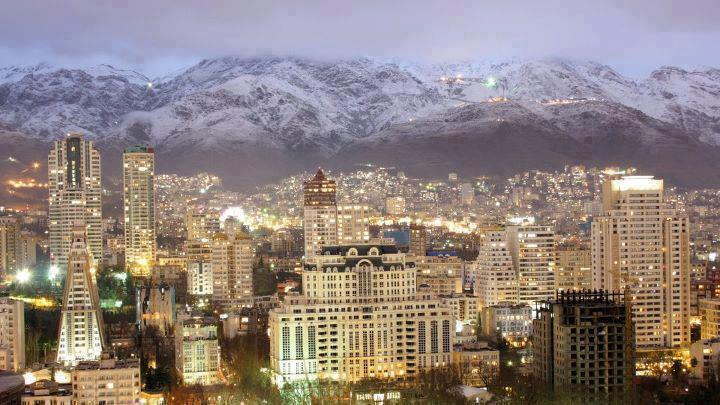 Tehran, Iran. Iran is the world's fourth largest oil producer