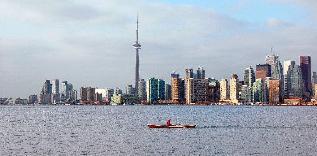 Toronto, Canada. Canada produces 3.59 million oil barrels every day