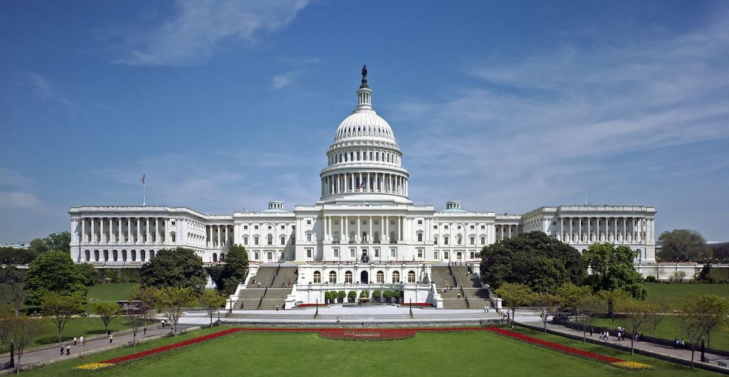 United States Capitol, Washington DC (source: wiki)
