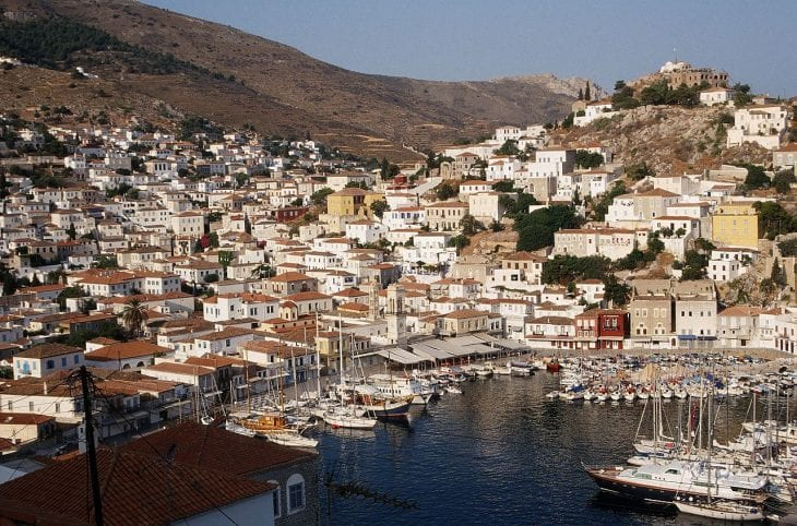Most Popular Greek Islands